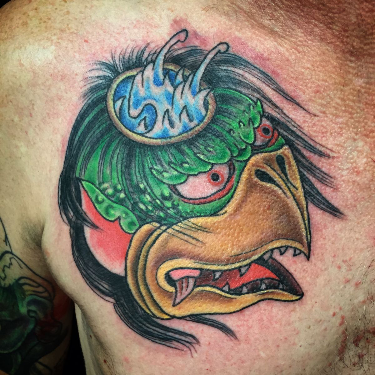 Kappa Tattoo